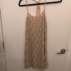 Top shop sequin dress